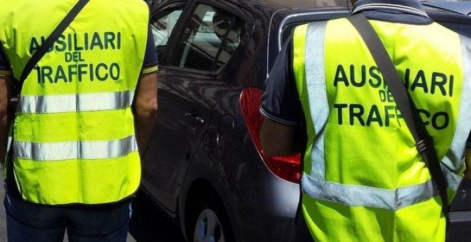 concorso ausiliari traffico
