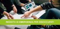 domanda reddito di emergenza