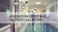 assunzioni ospedale