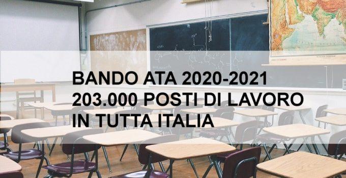 bando ata 2020